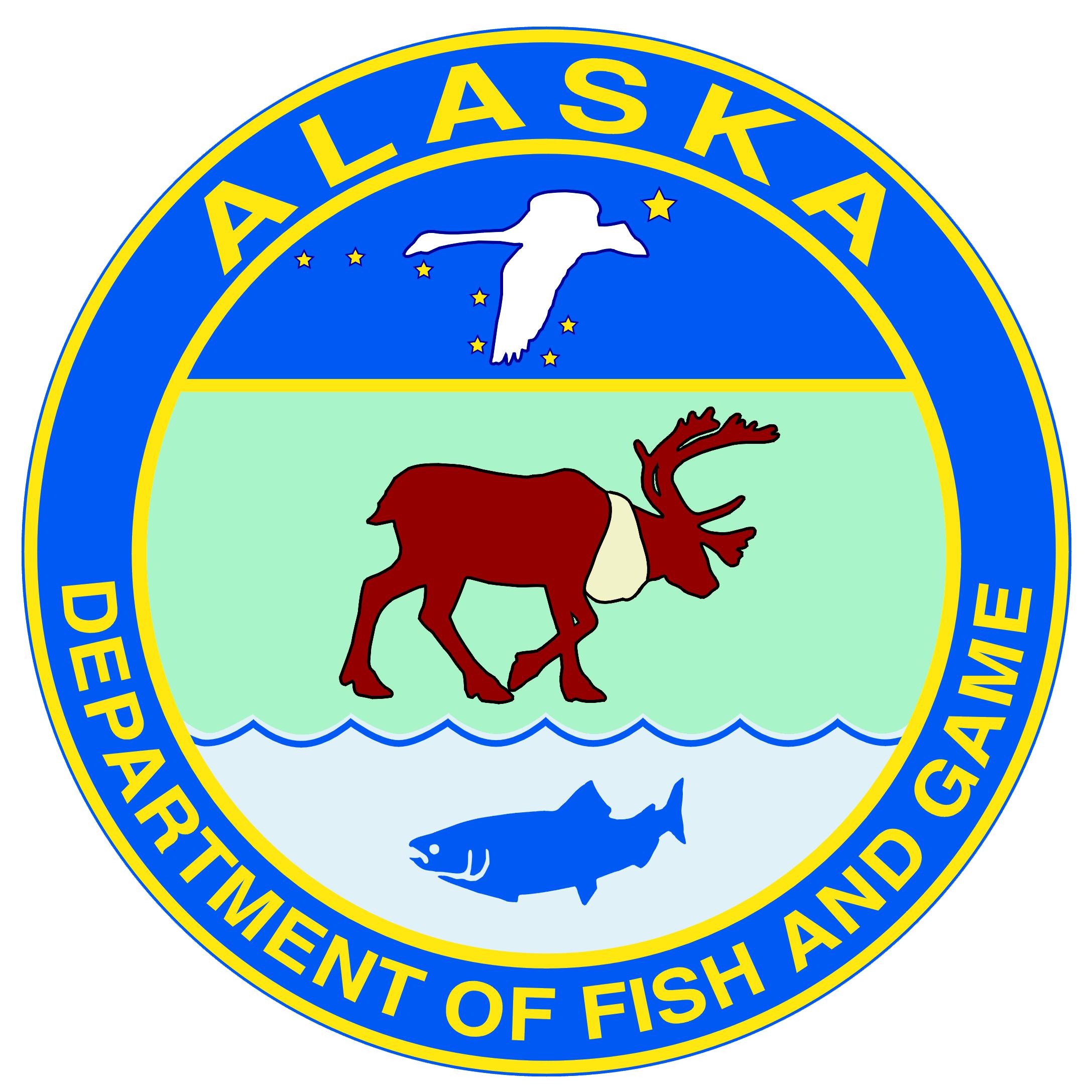 Alaska Department of Fish and Game Logo